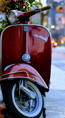 Vespas / scooter's